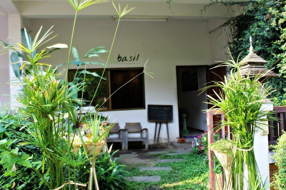 Escuela para hacer un curso de cocina en Chiang Mai