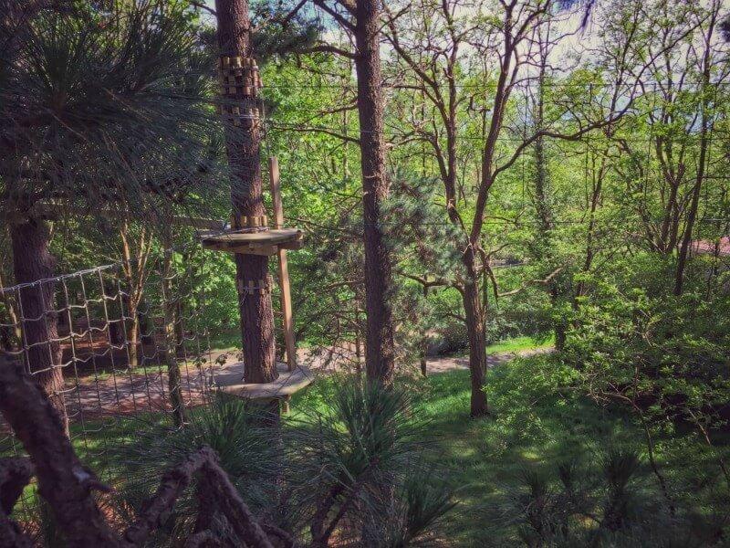 Forestal Park Bilbao Alkarlanda