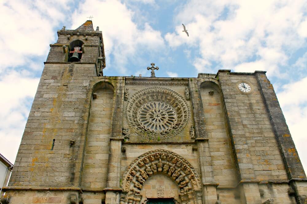 Iglesia San Nicolás de Noia - La Coruña - Leyendas de Galicia