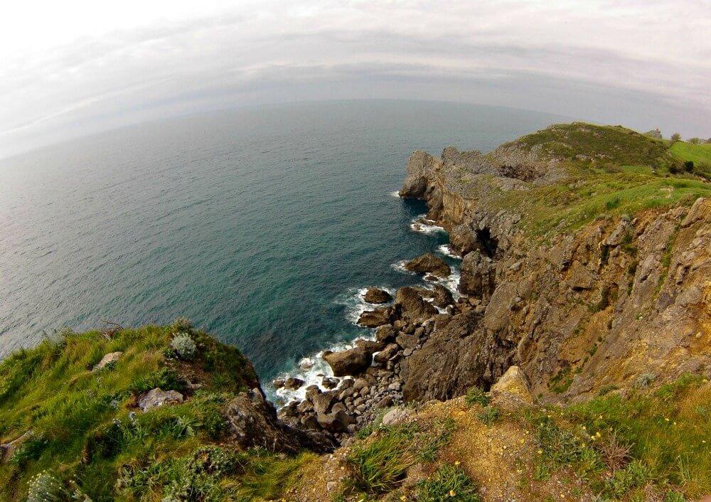 Paisajes de infarto en la costa vasca