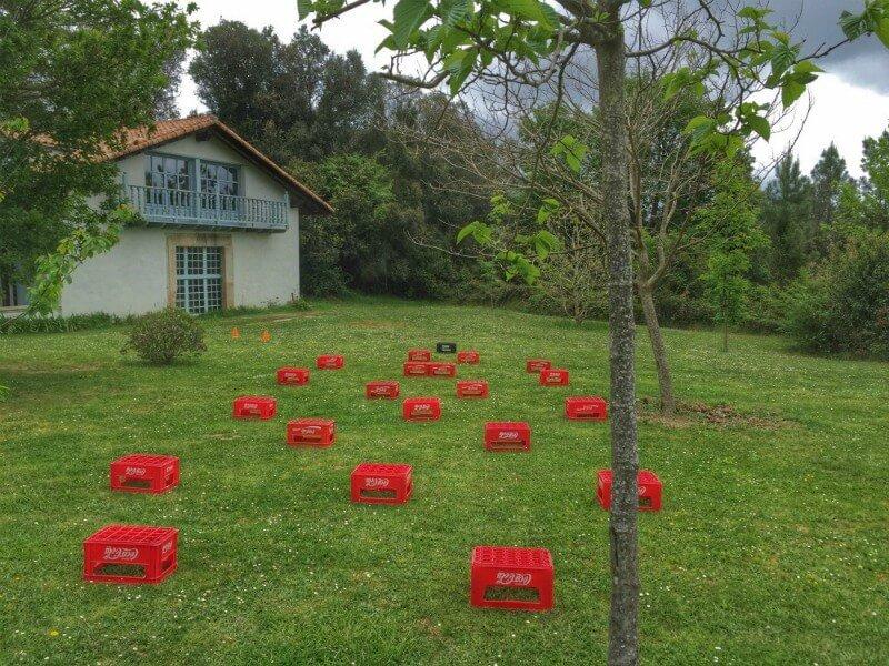 Pruebas de team building en Uribe la Costa Vasca