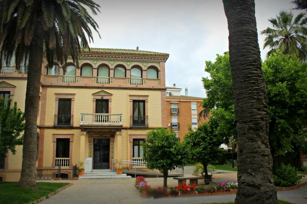 Casa de la Cultura de Martos, de Aníbal González