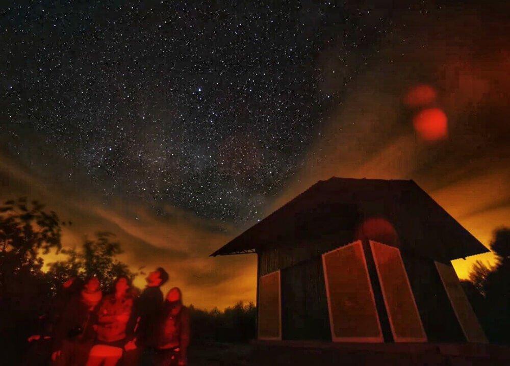 El cielo ante nuestros ojos con AstroÁndalus en Martos