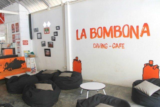 La Bombona Diving, nuestra escuela de buceo en Koh Tao