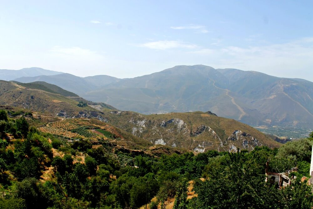 Las Alpujarras de Granada