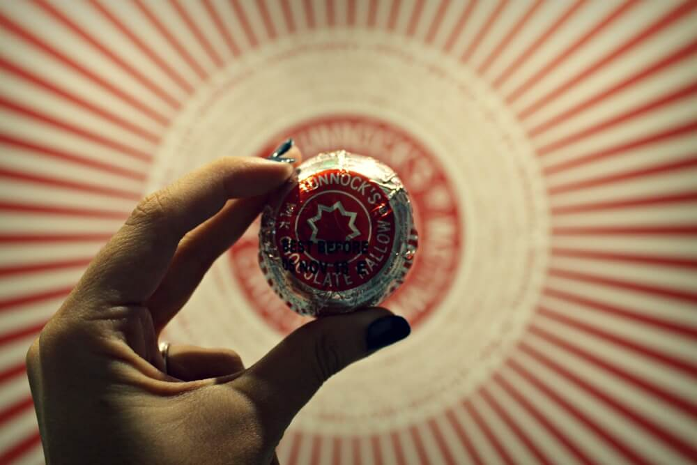 Detallito de Ibis Tunnock's Chocolate Mallow Teacake
