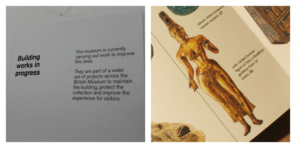 Diosa Tara de Sri Lanka - TOP 10 Museo Británico de Londres