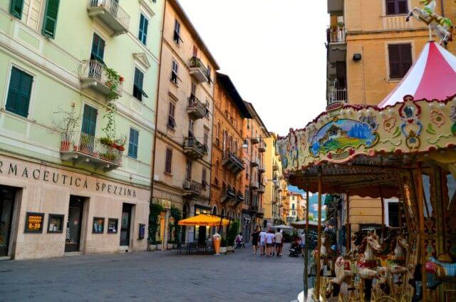 Dormir en Cinque Terre en La Spezia