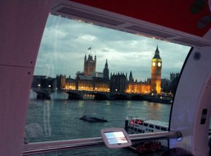 Empezando un mágico recorrido por Londres... Big Ben