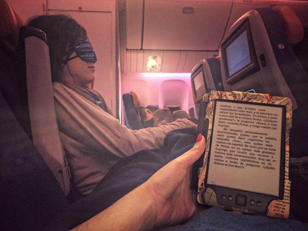 Entretenimiento a bordo con Aeroflot