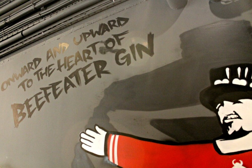 To the heart of Beefeater Gin