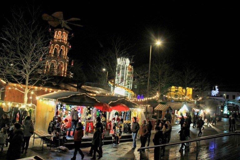 Galway en Navidad - Mercados navideños más bonitos de Europa