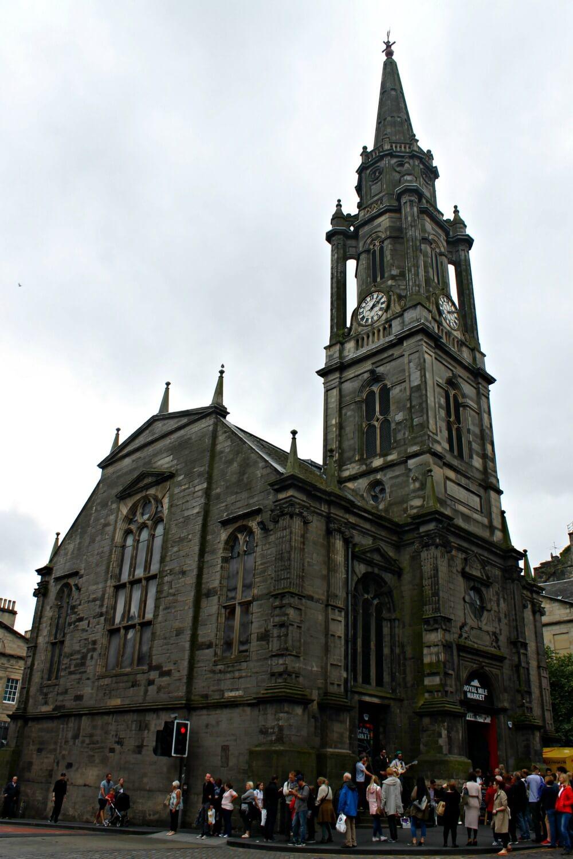 Iglesia de la Báscula - Edimburgo