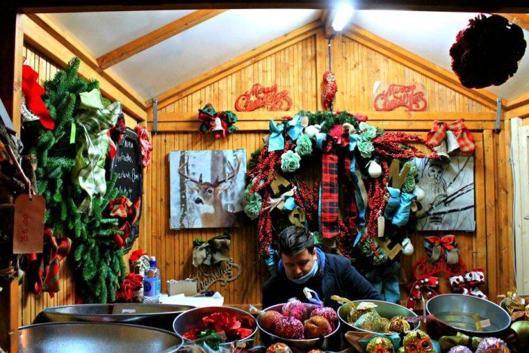 Mercado de Dublín - Los mercadillos navideños más bonitos de Europa