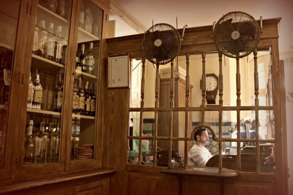 La Antigua Casa de Guardia tiene encanto - Málaga con solera