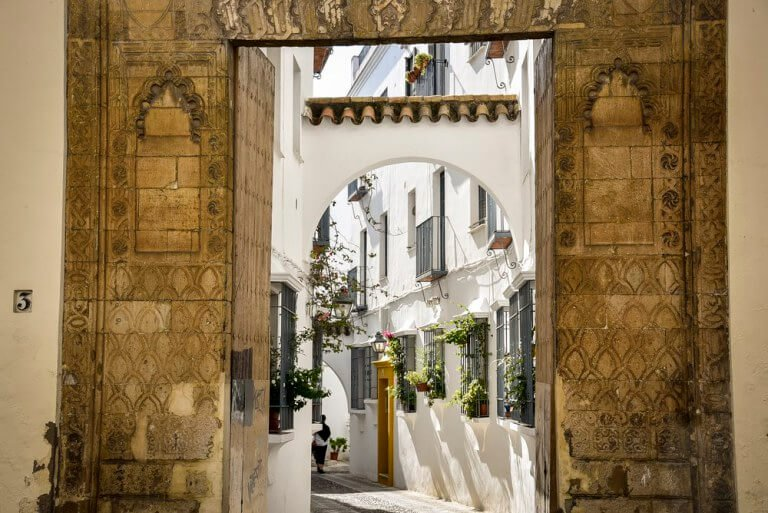 La Judería de Córdoba - Callejón Indalo