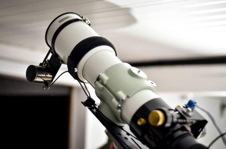 Telescopio profesional en Extremadura