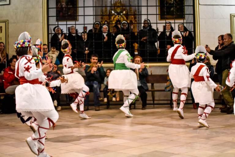 Danza tradicional extremeña