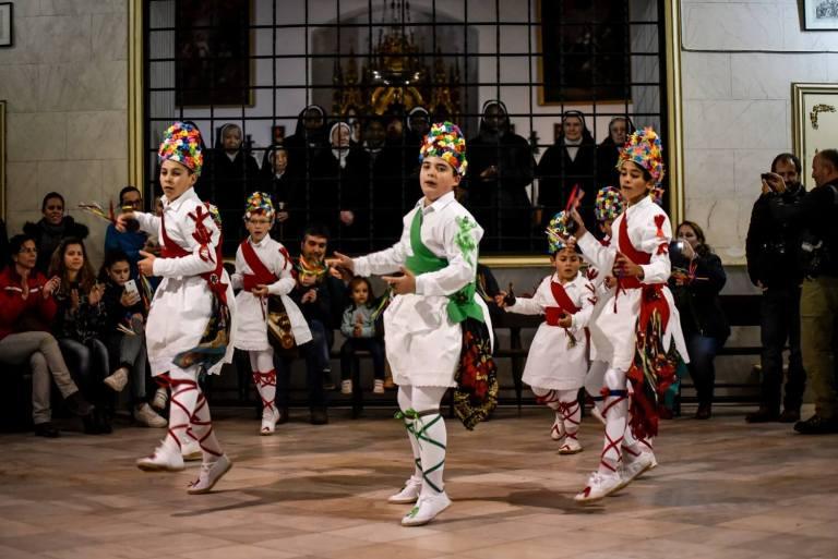 Danzaores de Fregenal de la Sierra - Qué ver en Fregenal
