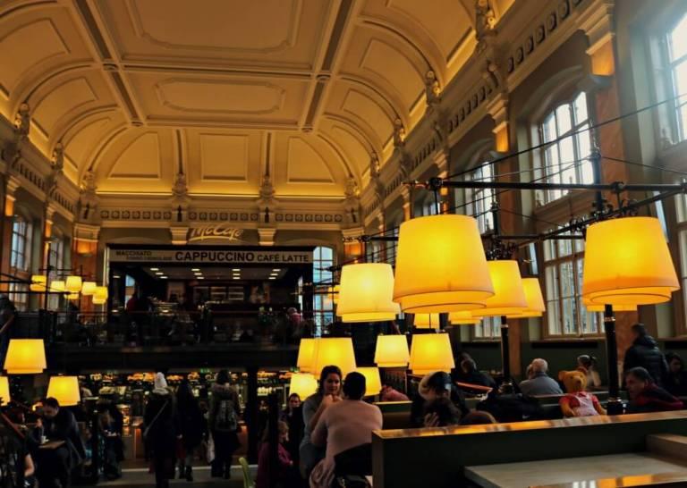 El McDonald's más bonito del mundo está en Budapest