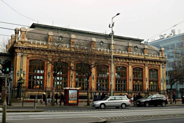 Estación de tren de Budapest
