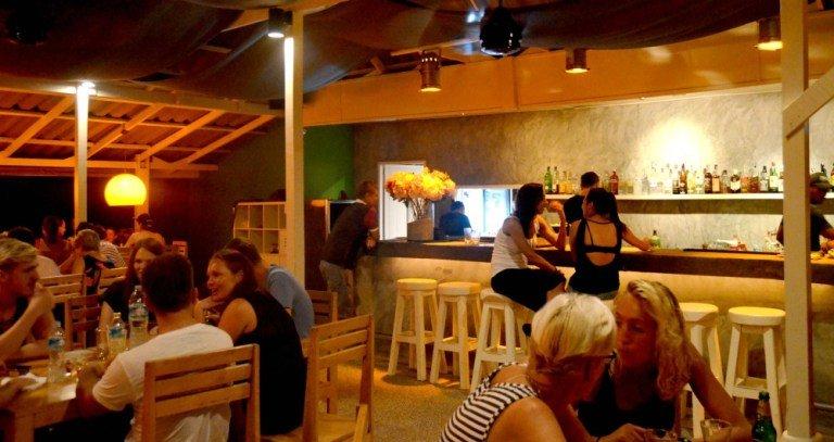 Restaurantes de Koh Tao: The Fizz
