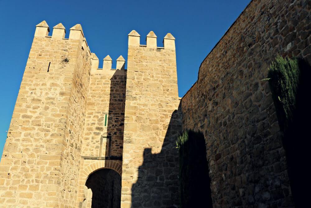 Arco de la Rosa - Qué ver en Marchena