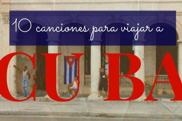 Canciones cubanas famosas