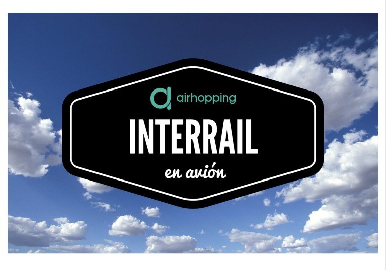 Interrail en avión