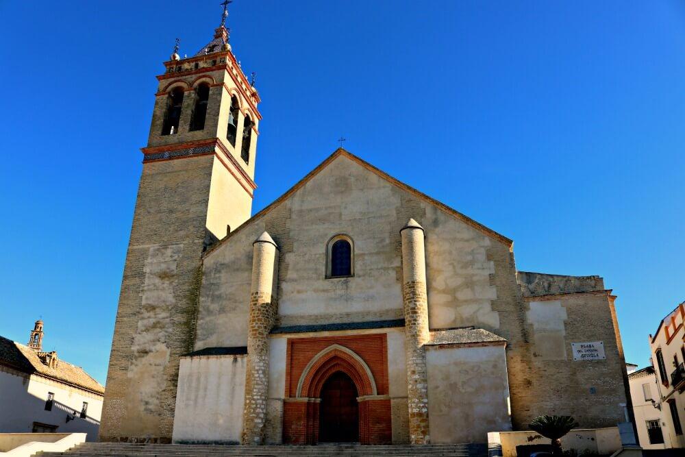 Parroquia de San Juan Bautista - Qué ver en Marchena