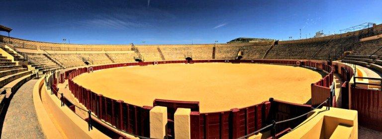 Plaza de toros de Osuna - Ruta de Juego de Tronos por Andalucía