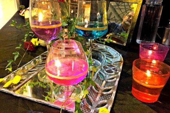 Ecovela en la Feria de la Biocultura