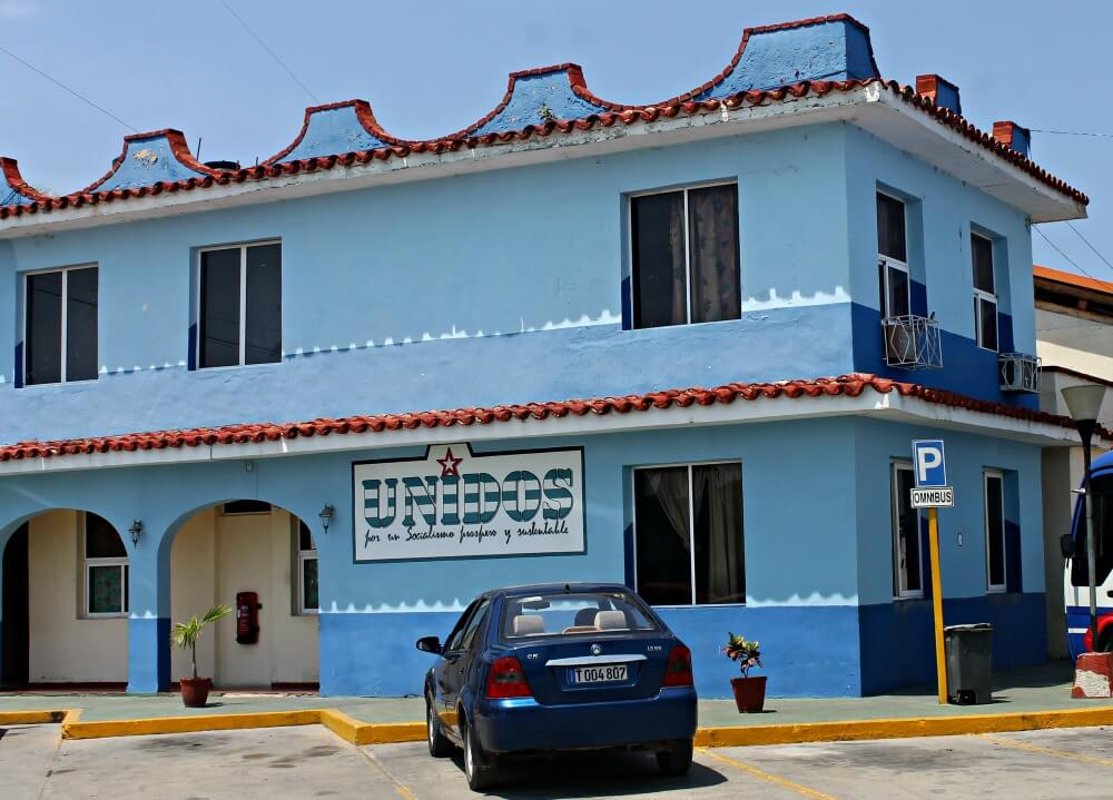 Geely, el coche de alquiler de Cuba
