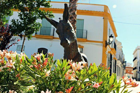 El Burrito Platero en Moguer - Pueblos cerca de Huelva
