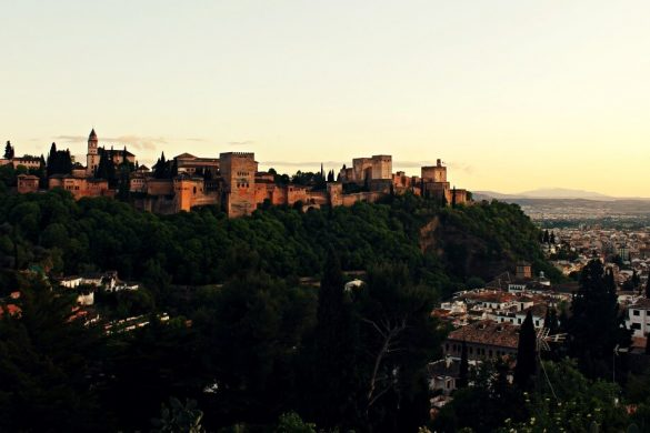 Entradas de la Alhambra agotadas, qué hacer