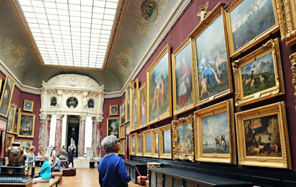 Pinacoteca del Castillo de Chantilly