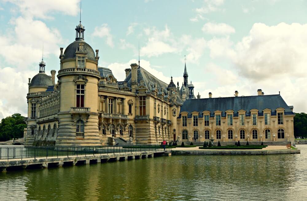 Visita al Castillo de Chantilly, excursión cerca de París