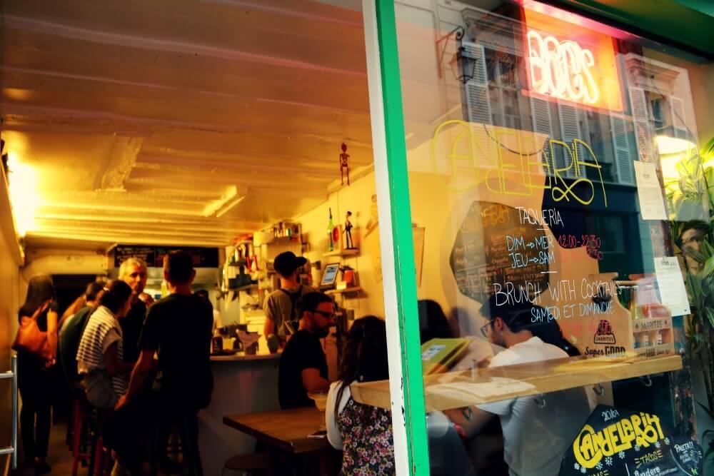 Candelaria, el speakeasy parisino con aires mexicanos