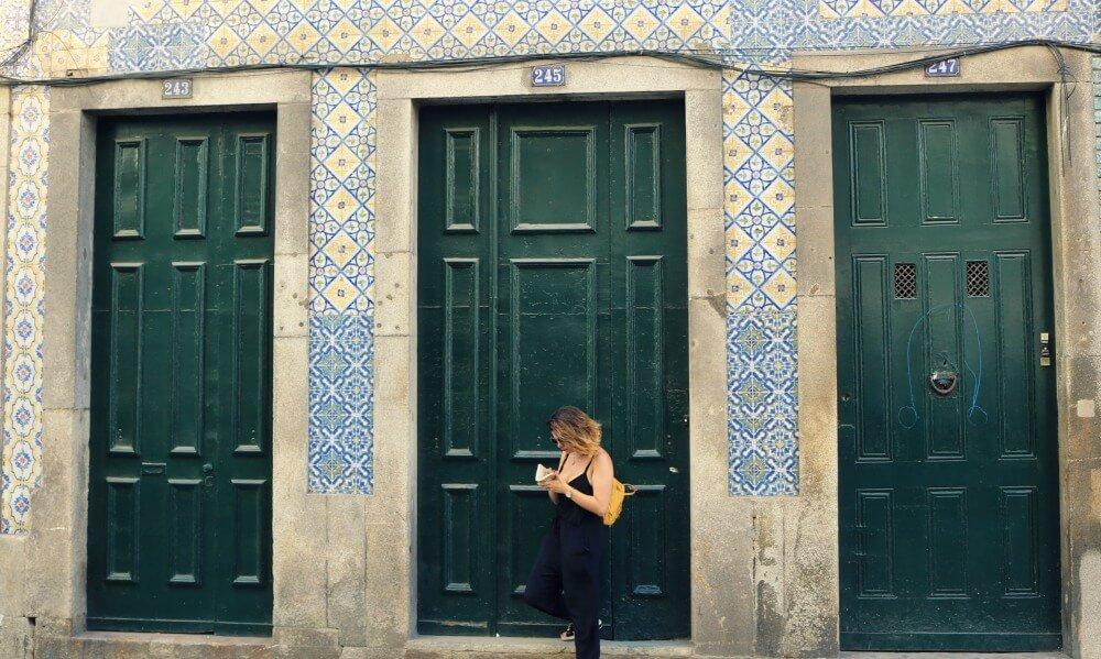 Entre azulejos en Oporto - Ruta por los azulejos de Oporto