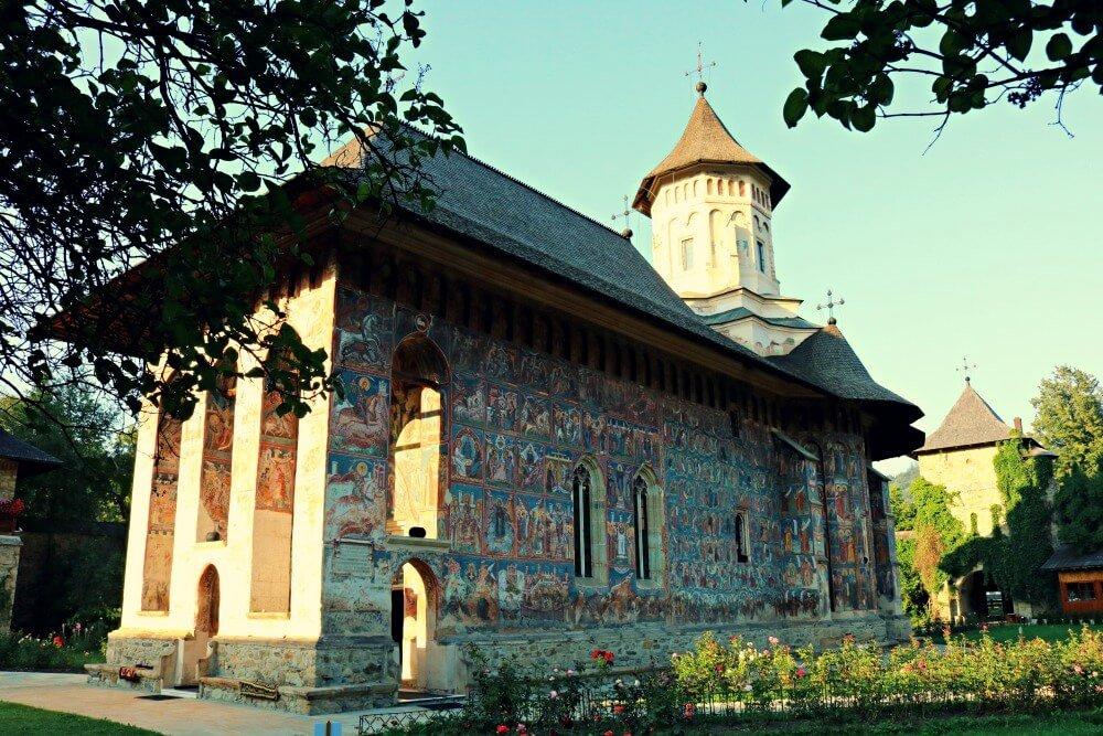 Monasterio de Moldovita - Monasterios de Bucovina