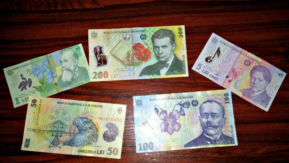 Moneda de Rumanía - Viajar a Rumanía por libre