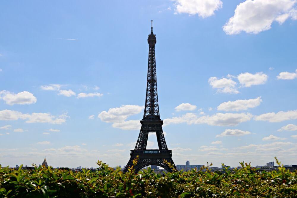 Planes en París - Torre Eiffel