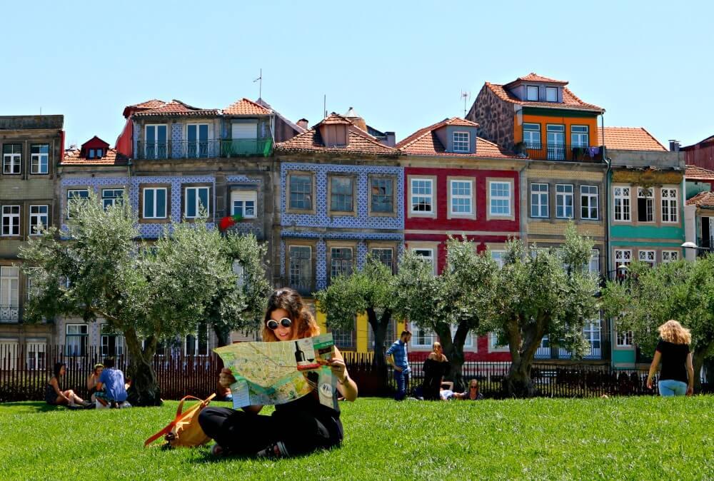 Ruta por los azulejos de Oporto
