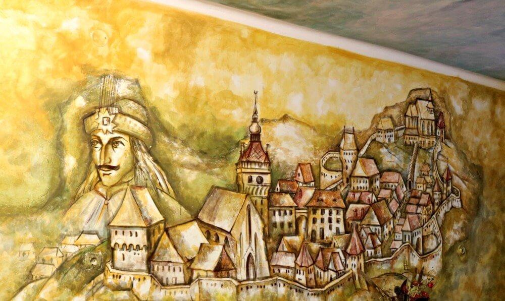 Vlad Draculea, el Conde Drácula en Rumanía