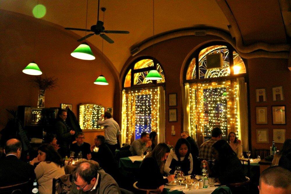 Café Kör - Dónde comer en Budapest