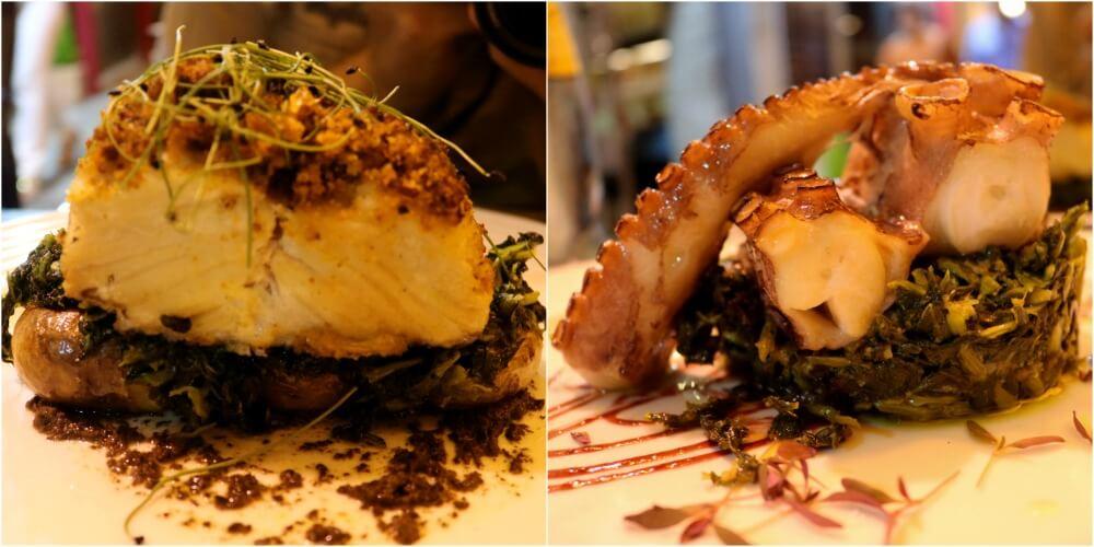 Comer en Oporto cena romántica en La Ribera