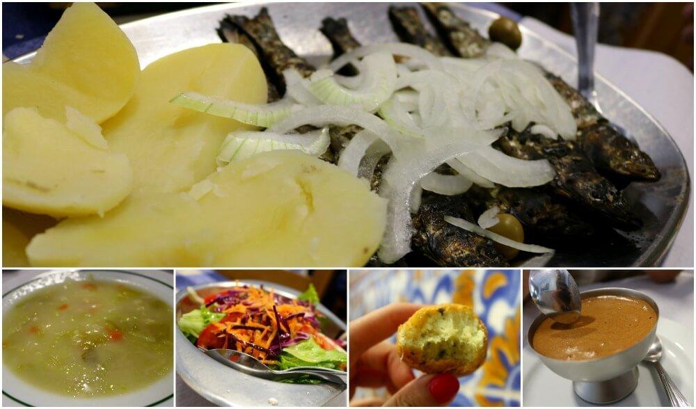 Comer en Vila Nova de Gaia en Casa Dias
