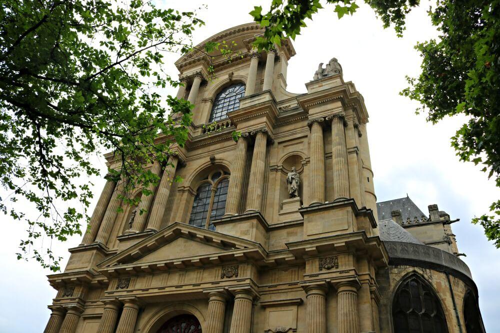Iglesia de San Gervasio en París