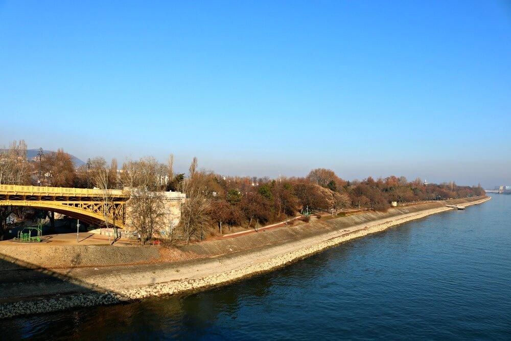 La Isla Margarita en bicicleta - Qué hacer en Budapest