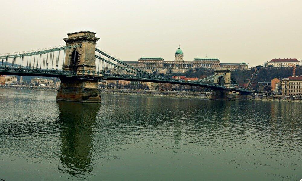 Palacio de Buda - Qué ver en Budapest